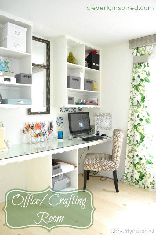 262 best Craft Room Office images on Pinterest How to organize