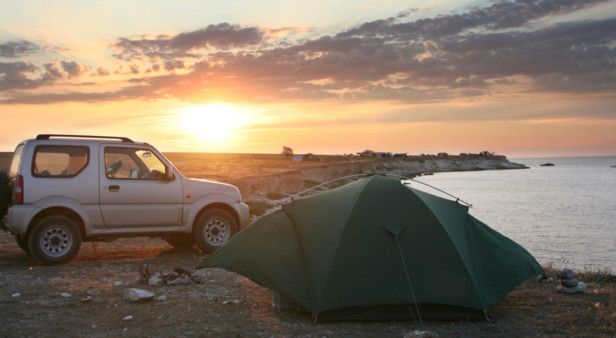The round-up: five campsites to visit before summer ends
