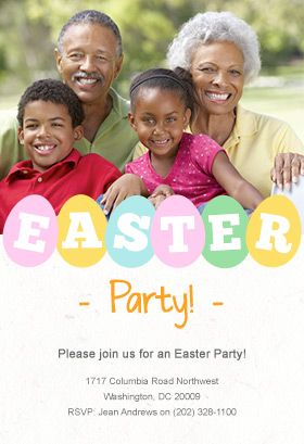 Best Easter Invitations Templates Images On   Easter