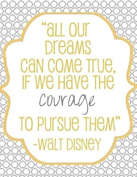 #courage #dreams #quotes