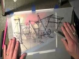 Image result for architecture concept sketch