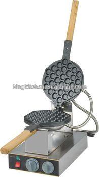 Electric traditional thermostat bubble waffle maker / HongKong egg ball dim sum machine / Eggette waffle baker machine