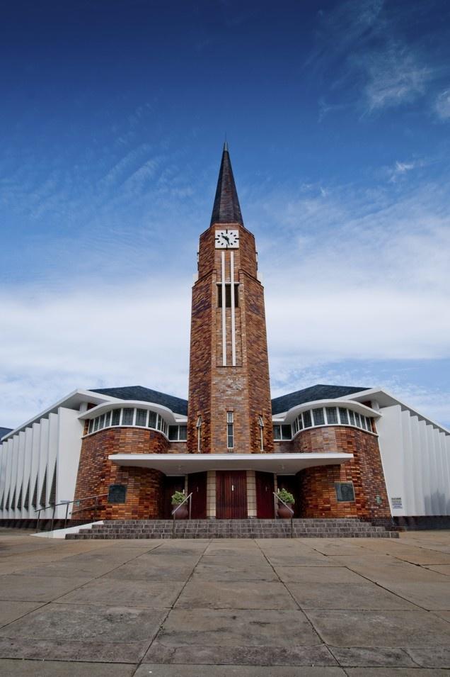 NG Kerk Mosselbaai
