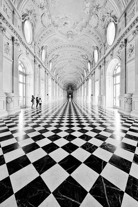 Chess Floor Black Amp White Photography Floor Design