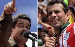 Tensión e incertidumbre en Venezuela. Nicolás Maduro fue proclamado presidente y Henrique Carpiles denuncia fraude. La OEA pide recuento de votos. Hubo incidentes y enfrentamientos en un país partido al medio.
