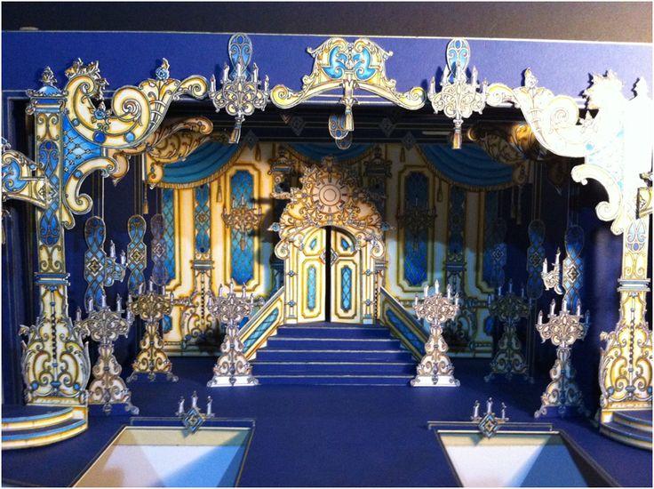 Cinderella Model Design Archives » Glitter Pantomimes