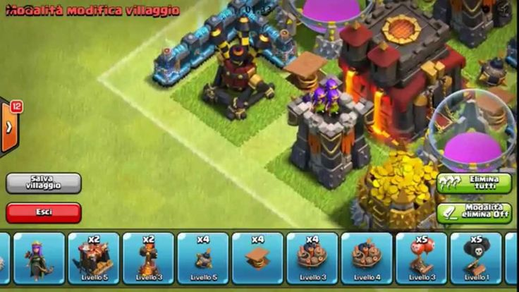 clash of clans ayuntamiento nivel 8 wiki