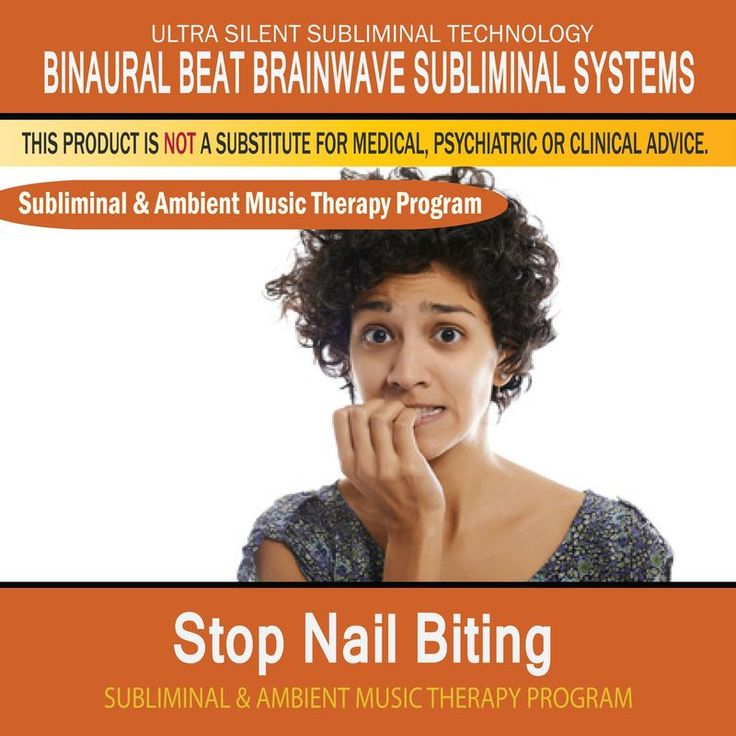 Stop Nail Biting - Subliminal and Ambient Music Therapy by Binaural Beat Brainwave Subliminal Systems