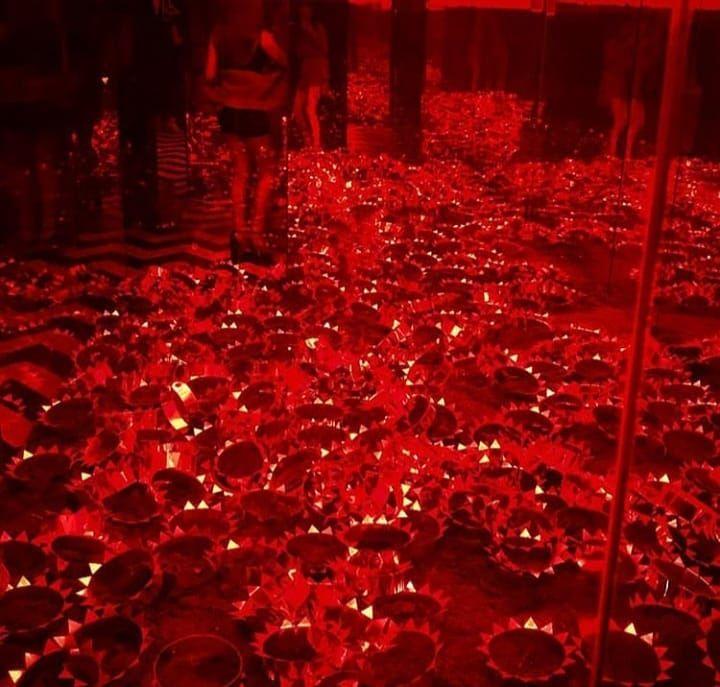 Haylee Leftonred On Instagram Red Light Aesthetic Red