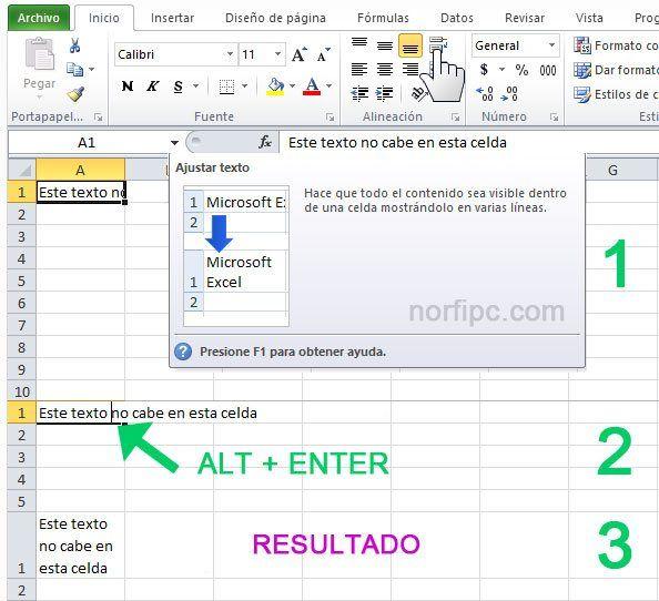 Trucos Y Tips Para Microsoft Excel Cosas Utiles E Interesantes