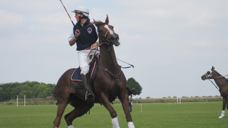 International Polocrosse tournament at The Polo Club 2012