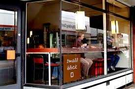 Small Block cafe and home of amazing breakfasts