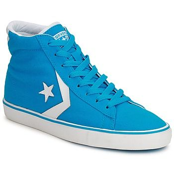 Sneakers alte Converse turchese