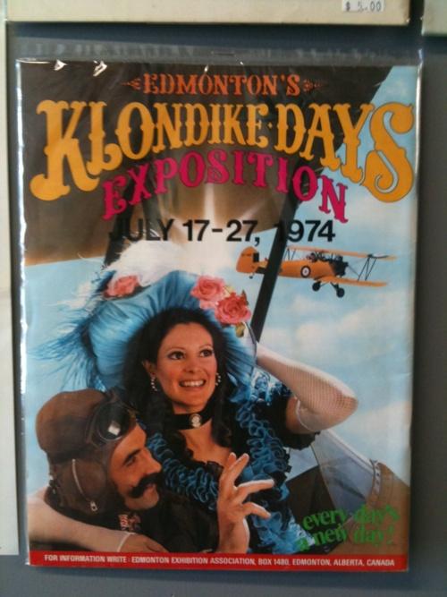 Klondike Days, 1974