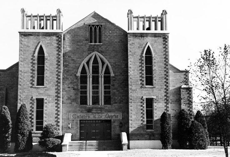 John Brown University Cathedral - Encyclopedia of Arkansas