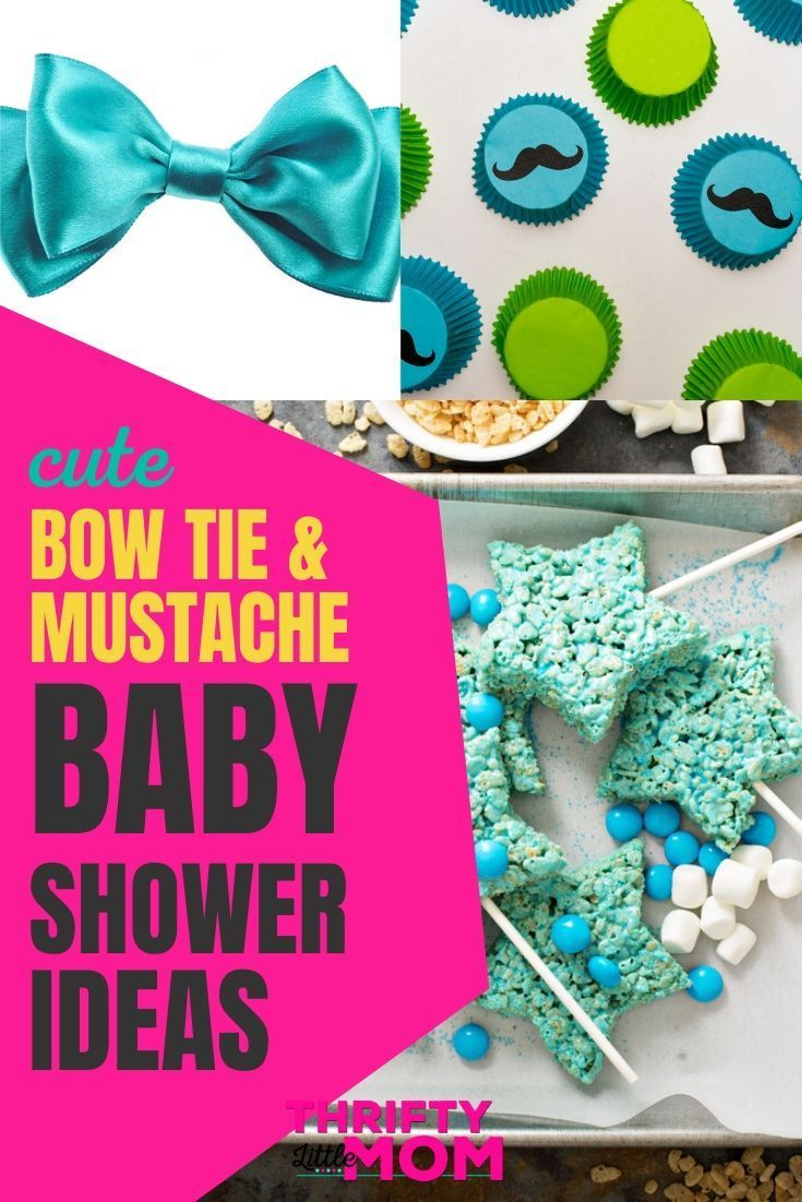 Little Man Baby Shower Planning Guide Little Man Centerpieces