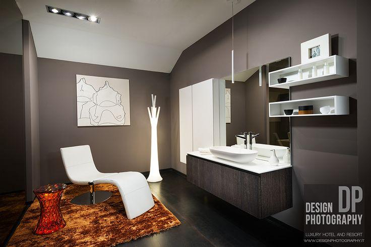 Bagno - Sala relax moderno