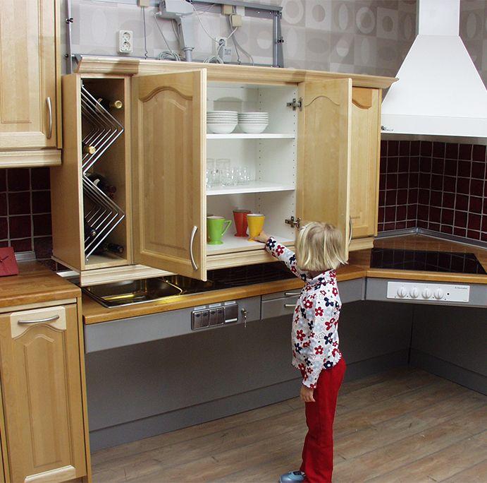 225 best Accessible Kitchen/Home Design Ideas images on Pinterest ...