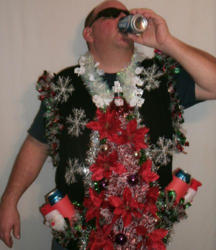 Christmas Koozies.Ugly Christmas Sweater Koozies Cried Asesoramiweb Com