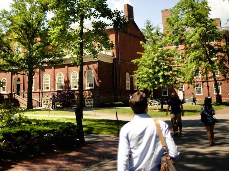 No. 1 — Harvard University (Cambridge, Massachusetts)