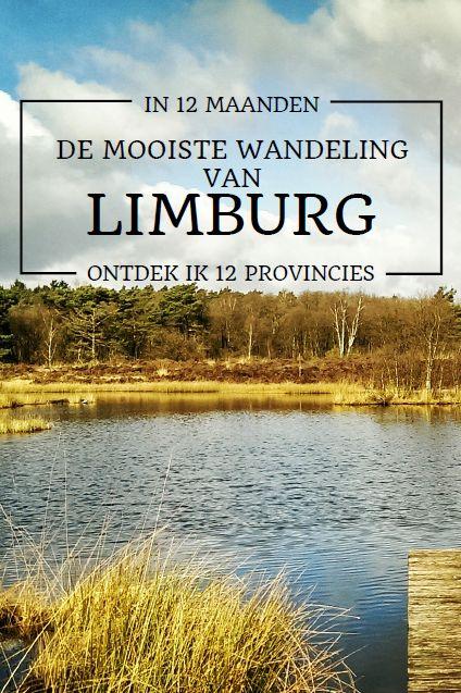 De mooiste wandeling van Limburg
