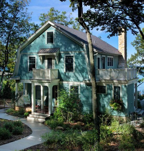 29 best exterior paint images on Pinterest   Exterior paint colors ...