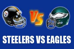 Watch Pittsburgh Steelers vs Philadelphia Eagles Game Live Online Stream
