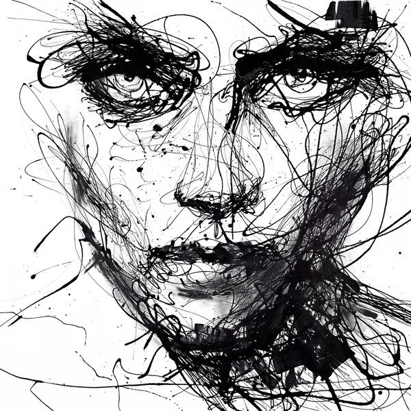 In Trouble, She Will – Agnes Cecile - 7 Black and White Art Prints to Add to Your Home ... [ more at http://lifestyle.allwomenstalk.com ] Black and white art prints have a way of invoking emotions that colored prints can't do and this print by Agnes Cecile is no exception. Cecile is known for creating simple images using abstract lines. The result is breathtaking. For the original, Cecile used varnish and charcoal on canvas to give it extra... #Lifestyle #Black #Colored #Fine #American…