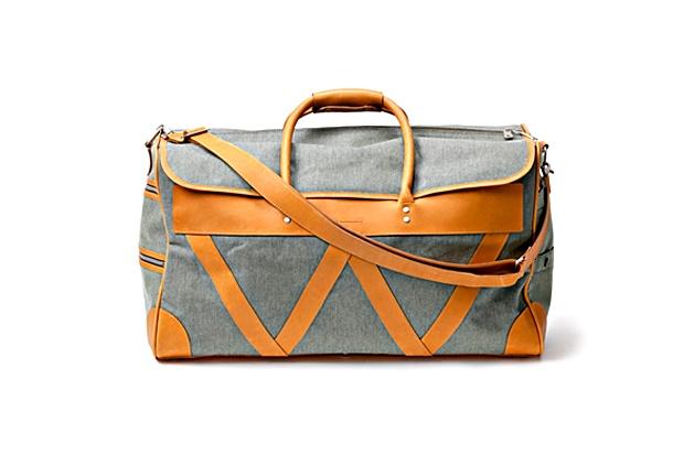 duffle bag / White Mountaineering x Porter: Ancillary