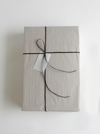 Simplicity wrapping