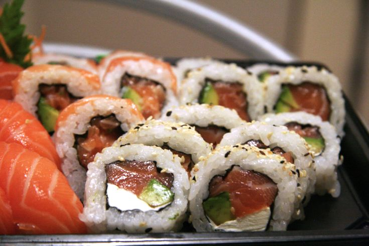 The Great Sushi Delivery: Kokoro Sushi