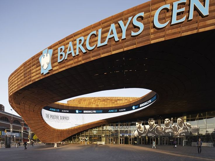 Barclays Center - New York, United States - 2012 - SHoP Architects