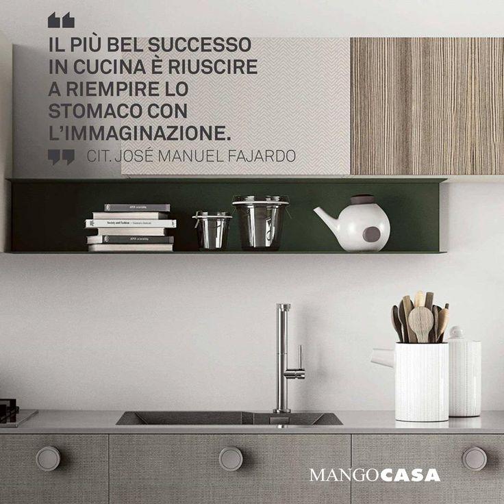 Il più bel successo in cucina è riuscire a rienmpire lo stomaco con l'immaginazione - José Manuel Fajardo