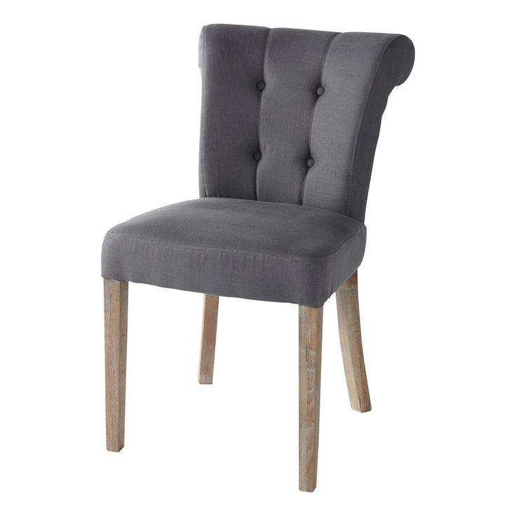 Gepolsterter Stuhl aus ... - Boudoir