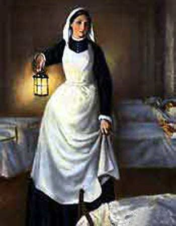 Florence Nightingale: woman of courage and conviction
