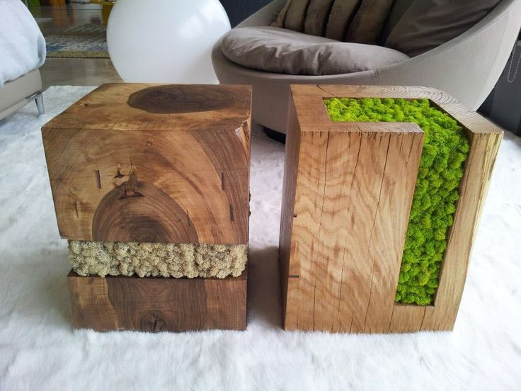 Oak is one of the most precious woods and we chose it to create Oak Trunks: fine handcrafted stools. Unique and unrepeatable pieces to customize with preserved Northern Lichen. Wide choice of colors. http://bit.ly/oak-trunks #design #green #furniture #mobili #eco #arredamento #legno #trunks #trunk #stool #stools