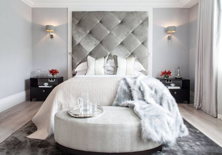 modern Bedroom by Adelina Iliev Photography
