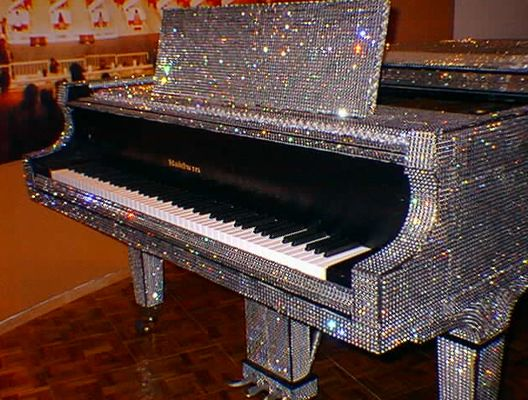 Piano will always and forever be my first passion!     P.S. I'm gonna get this piano one day!