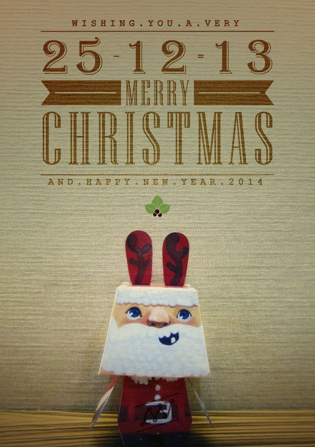 Merry Christmas 2013 and Happy New Year 2014
