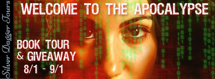 Welcome to the Apocalypse   Book 1- Pandora   by D L Richardson     Genre: Apocalyptic Sci-Fi         The Apocalypse Games is a state...