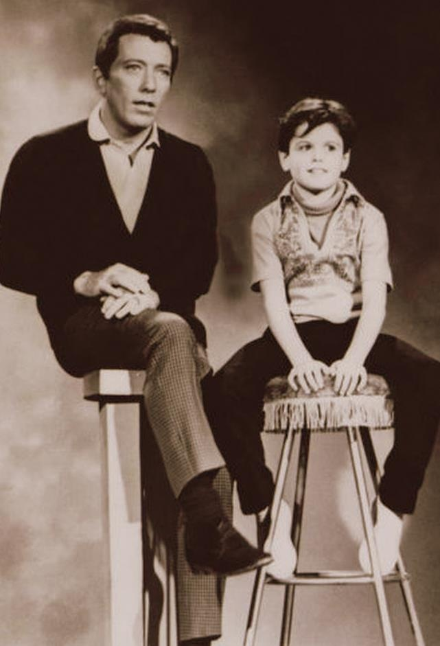 Andy Williams and Donny.Donny was my first ever crush big time.Please check out my website thanks. www.photopix.co.nz