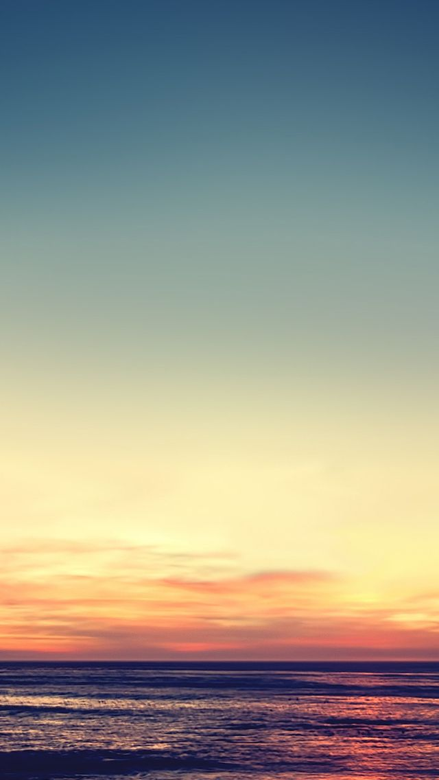 Tranquil Sunset IPhone 5s Wallpaper Download | IPhone Wallpapers, IPad  Wallpapers One Stop Download