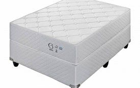 Genessi Firm Support Queen Bed