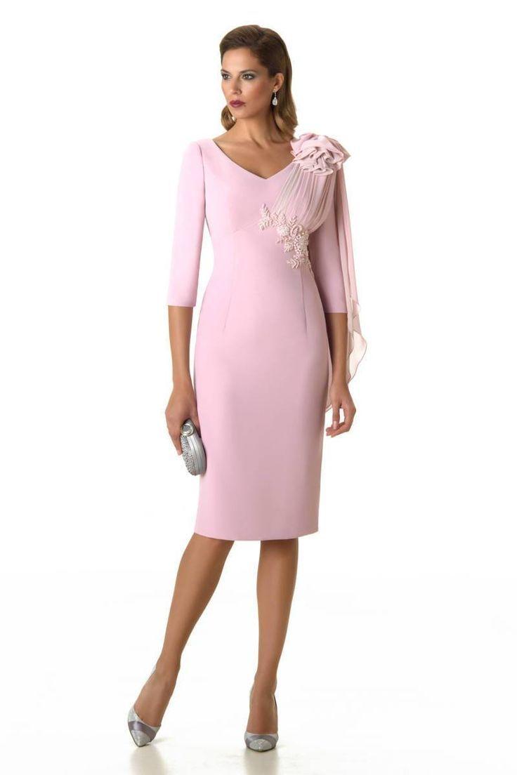 Mejores 23 imágenes de vestidos en Pinterest   Bodas, Madrinas de ...