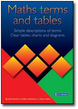 In language it is common for a parent, teacher or student to make use of a dictionary to check the spelling, meaning, pronunciation or origin of a word. In mathematics, however, where language can often prove to be a stumbling block, it is rare for a dictionary to be consulted. In this publication we have tried to give brief and simple explanations of terms without sacrificing accuracy. Written by Paul Swan.