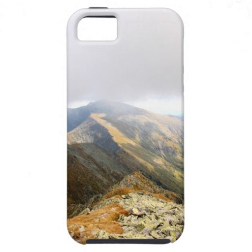 Mountain Landscape iPhone 5 Cover