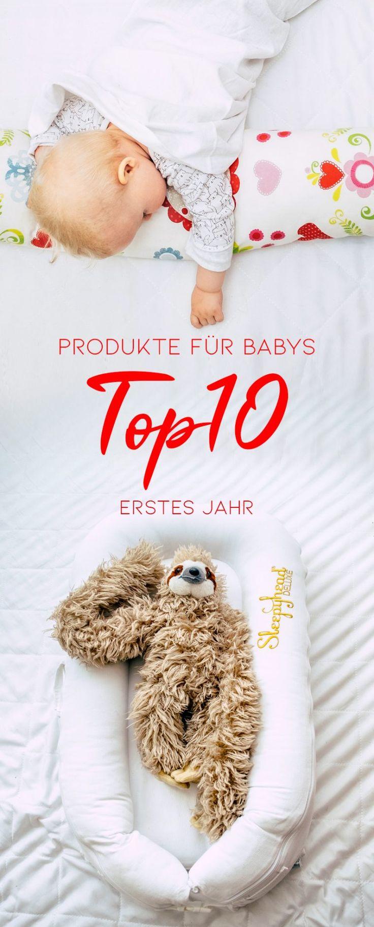 Baby-Ausstattungsliste: Top Ten Babyprodukte 0-1 Jahr   – Baby