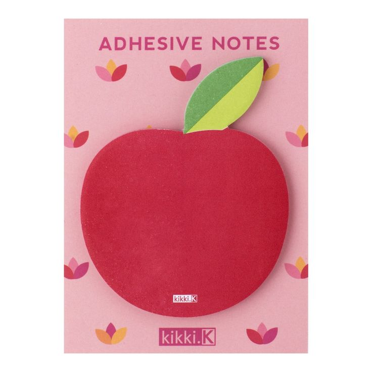 Brighten up documents, notebooks or planners with this handy and oh so cute Adhesive Note Set. #backtoschool