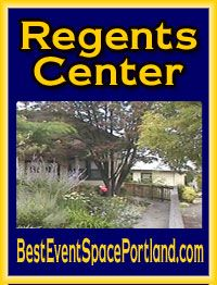 Regents Center; cheap event space rental ($150/5 hours + $25/hour after); might need it for shindigs or something; looks nice in the pictures