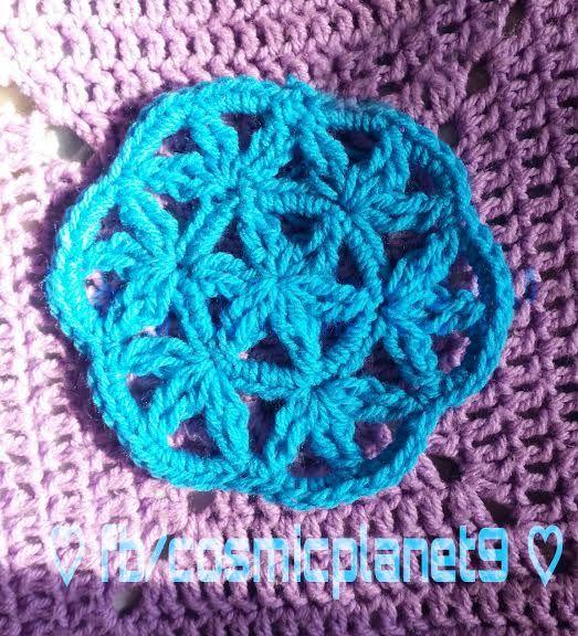 #floweroflife handmade patch #sacredgeometry #cosmicplanet9 #DMT #DIY #mandala #patch #motif www.etsy.com/shop/CosmicPlanet9